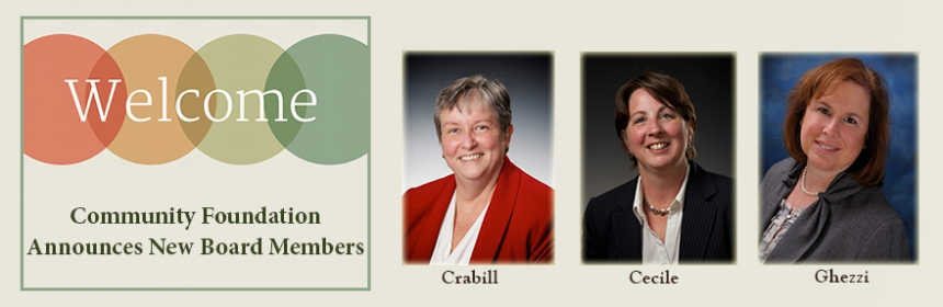 Community Foundation Announces New Board Members | Central New York